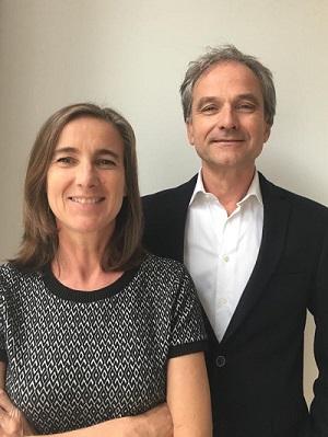 Renée Bocxe en Benno Schümmer